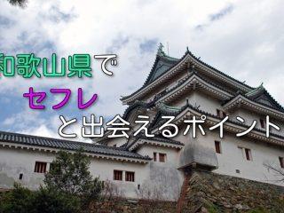 和歌山県でセフレを募集したいなら!