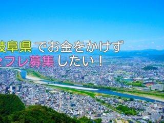 岐阜県で簡単にセフレ募集できちゃうアプリをまとめて紹介