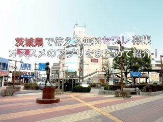 茨城県でセフレ募集したいなら